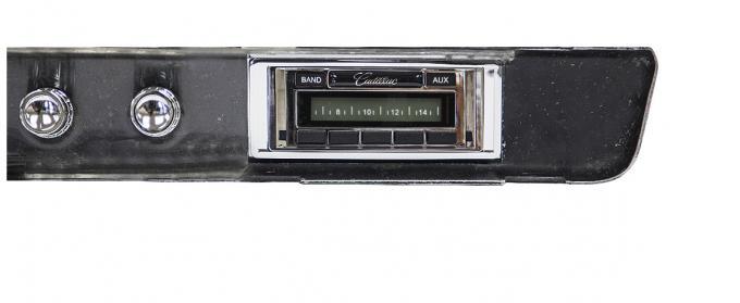 Custom Autosound 1963-1964 Cadillac USA-230 Radio