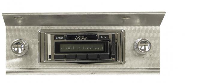 Custom Autosound 1953-1954 Ford USA-230 Radio