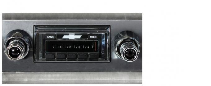 Custom Autosound 1965 Chevrolet Impala/Caprice USA-630 Radio