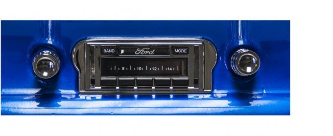 Custom Autosound 1960-1963 Ford Falcon USA-630 Radio