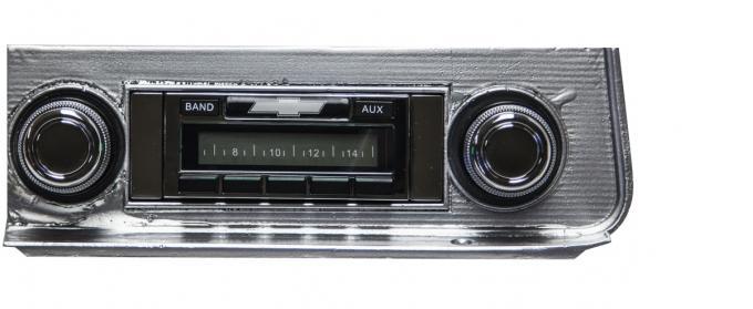 Custom Autosound 1964 Chevrolet Chevelle USA-230 Radio