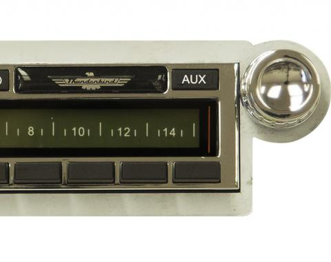 Custom Autosound 1964-1966 Ford Thunderbird USA-230 Radio