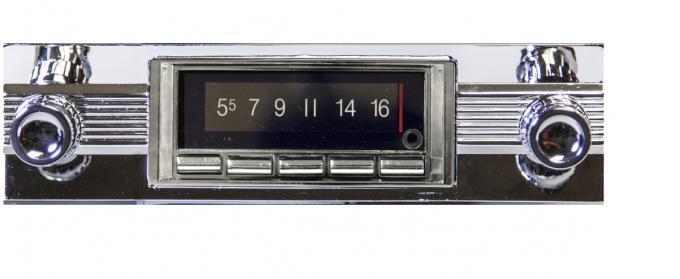 Custom Autosound 1959 Ford USA-740 Radio
