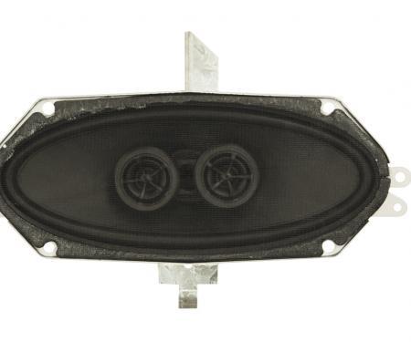 Custom Autosound 1970-1981 Chevrolet Camaro Dual Voice Coil Speakers