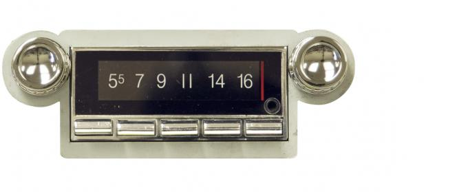 Custom Autosound 1964-1966 Ford Thunderbird USA-740 Radio
