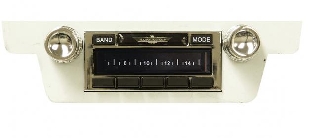 Custom Autosound 1958-1960 Ford Thunderbird USA-630 Radio