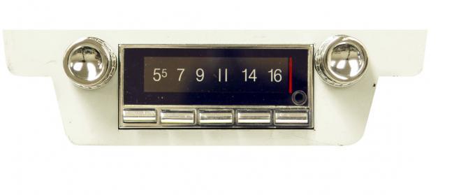 Custom Autosound 1958-1960 Ford Thunderbird USA-740 Radio