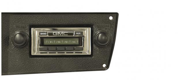 Custom Autosound 1973-1988 GMC Truck/Jimmy USA-230 Radio