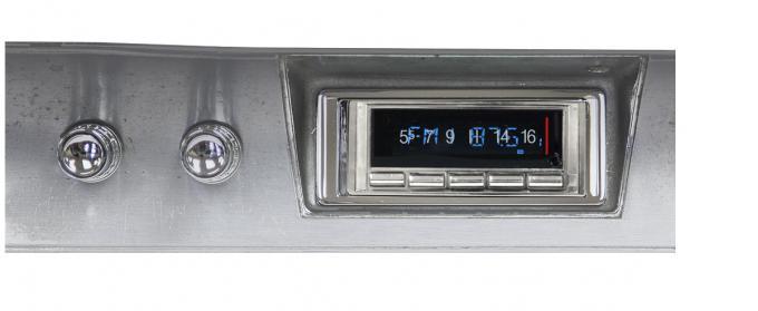 Custom Autosound 1961-1962 Cadillac USA-740 Radio