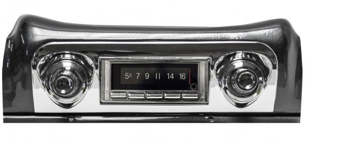 Custom Autosound 1959-1960 Chevrolet Impala/Caprice USA-740 Radio