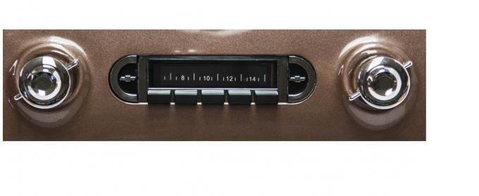 Custom Autosound 1955-1959 Chevrolet Truck/Blazer USA-630 Radio