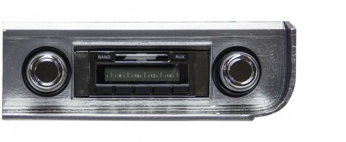 Custom Autosound 1965 Chevrolet El Camino USA-230 Radio
