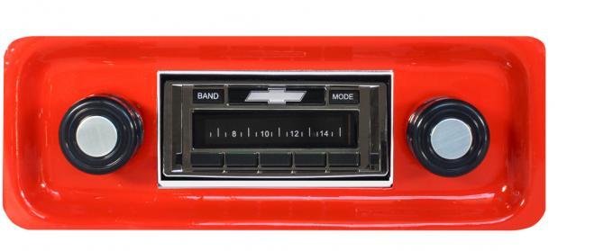Custom Autosound 1967-1972 Chevrolet Truck/Blazer USA-630 Radio