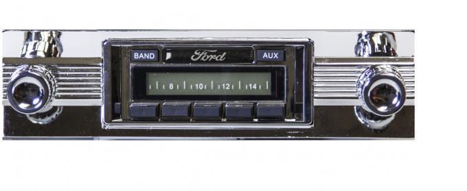 Custom Autosound 1959 Ford USA-230 Radio