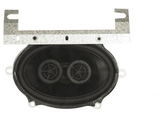 Custom Autosound 1940-1950 Chevrolet Fullsize Dual Voice Coil Speakers
