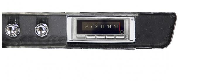 Custom Autosound 1963-1964 Cadillac USA-740 Radio
