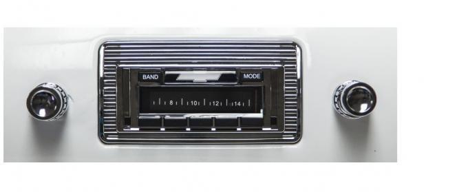 Custom Autosound 1947-1953 Chevrolet Truck/Blazer USA-630 Radio
