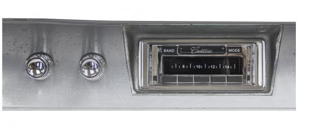 Custom Autosound 1961-1962 Cadillac USA-630 Radio