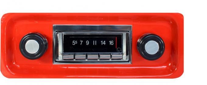 Custom Autosound 1967-1972 GMC Truck/Jimmy USA-740 Radio