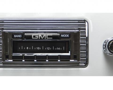 Custom Autosound 1947-1953 GMC Truck/Jimmy USA-630 Radio