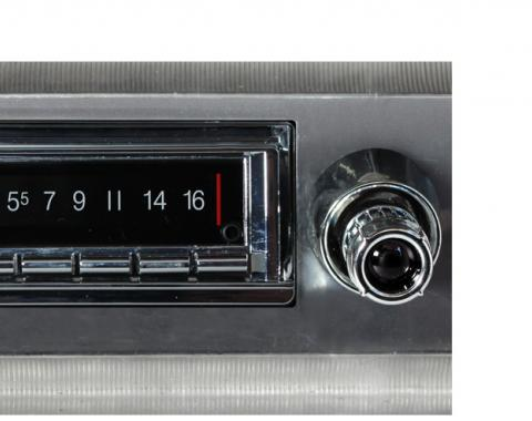 Custom Autosound 1965 Chevrolet Impala/Caprice USA-740 Radio