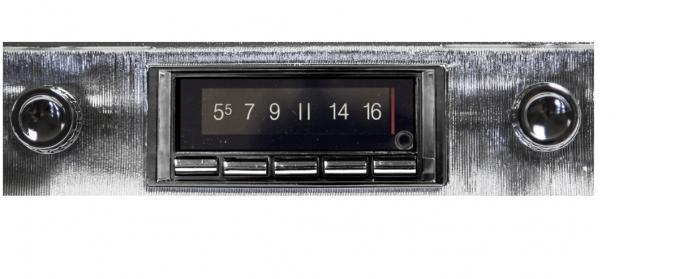 Custom Autosound 1957-1958 Ford USA-740 Radio