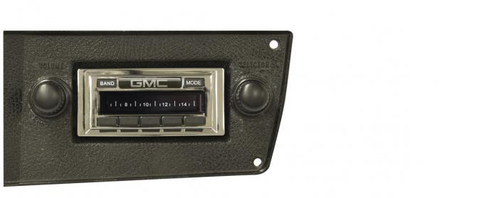 Custom Autosound 1973-1988 GMC Truck/Jimmy USA-630 Radio