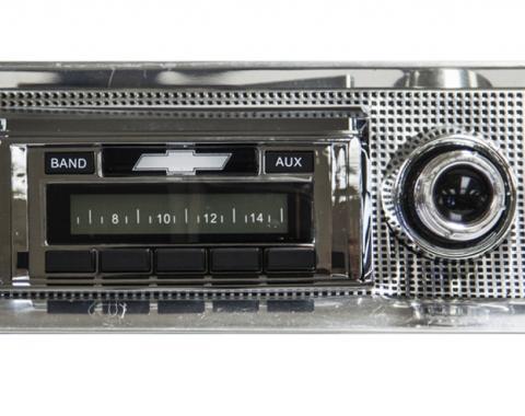 Custom Autosound 1957 Chevrolet Chevrolet 150/210 USA-230 Radio