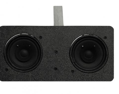 Custom Autosound 1970-1981 Chevrolet Camaro Dual Speakers